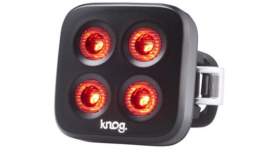 Knog Blinder MOB The Face Sicherheitslampe rote LED black
